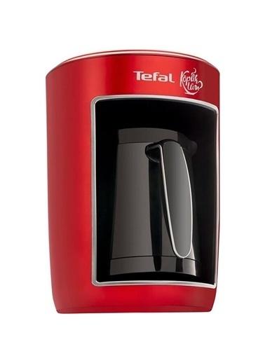 Tefal Köpüklüm Kırmızı Türk Kahve Makinesi Renkli